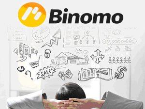 Belajar trading Binomo pemula — Bersabarlah dan tidak emosional