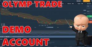 Olymp Trade Demo — Jumlah setoran minimum adalah sepuluh dolar