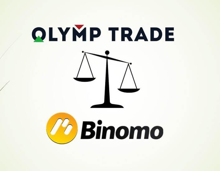 Binomo vs Olymp Trade — Berdagang Secara Menguntungkan