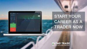 Olymp Trade untuk laptop — cepat dan nyaman!