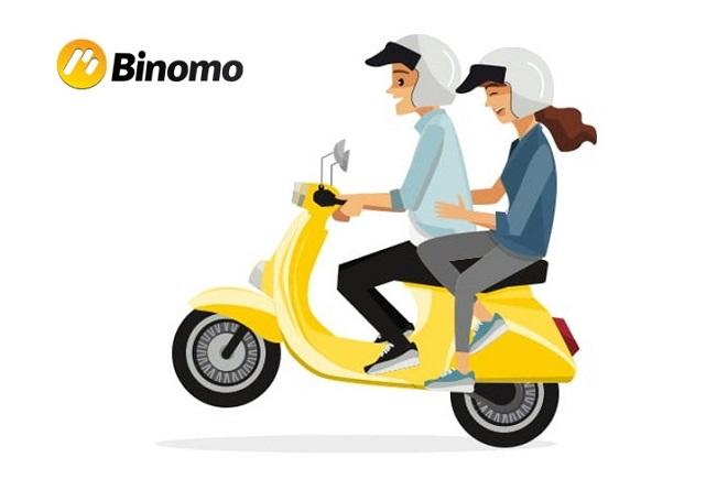 Review Binomo — Lihat Broker Ini Dari Sudut Yang Berbeda