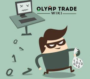 """Cara deposit Olymp Trade lewat Fasapay —Klik """"Deposit"""" (kanan bagian/sebelah atas)"""
