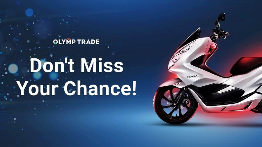 Olymp Trade Promo Code — jangan lewatkan kesempatanmu
