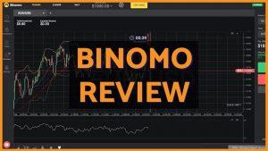 Review Binomo Trading — perdagangan yang menguntungkan dengan investasi minimal