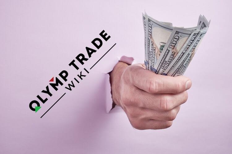 Cara Menarik Uang di Olymp Trade